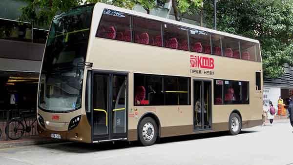 寶福山交通-巴士